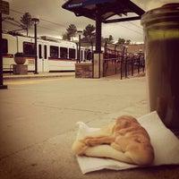 Photo taken at RTD Downtown Littleton Station by Jean M. on 6/20/2012