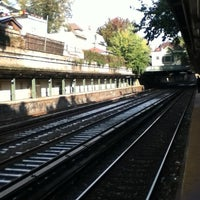 Photo taken at MTA Subway - Beverley Rd (Q) by Giselle P. on 10/31/2011