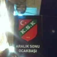 Photo taken at Aralık Sonu Ocakbaşı by Can on 8/28/2012