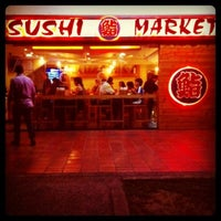 Photo taken at Sushi Market by Vany M. on 7/17/2011