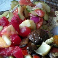 Photo taken at Karyn's Raw Conscious Comfort Food by Anthony H. on 6/16/2012