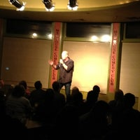 Photo taken at Mad House Comedy Club by Coronado I. on 4/22/2012