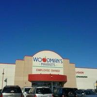 Photo taken at Woodman's Food Market by Lisa L. on 8/28/2011