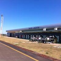 Photo taken at Aeroporto de Bauru - Arealva / Moussa Nakhl Tobias (JTC) by Fabio H. on 8/10/2011