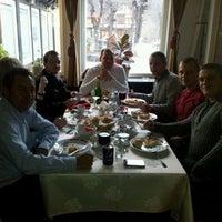 Photo taken at Hotel Bucegi by Dan A. N. on 12/1/2011