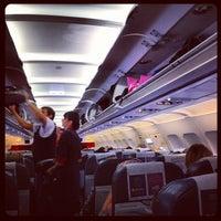 Photo taken at Terminal 2D by #striikae k. on 7/11/2012