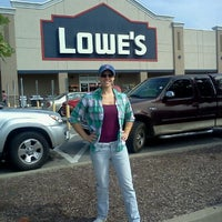 Photo taken at Lowe's Home Improvement by Abby G. on 9/17/2011