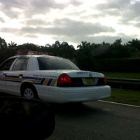 Photo taken at Nob Hill And Broward Blvd by Felix M. on 11/9/2011