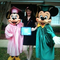 Photo taken at DCP Graduation Ceremony by Tori D. on 12/15/2011