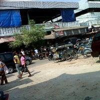 Photo taken at Pasar Kangkung by Hinfa M. on 8/5/2011