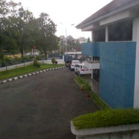 Photo taken at PT. Djarum by Sugenk N. on 12/18/2011