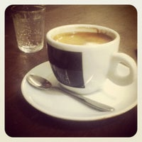 Photo taken at Lucca Cafés Especiais by Crístiam A. on 6/12/2012