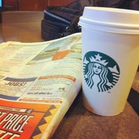Photo taken at Starbucks by Kotaro O. on 3/20/2012