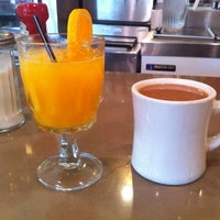 Photo taken at East River Diner by Brandy D. on 7/29/2012