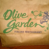 Photo taken at Olive Garden by Christia R. on 12/3/2011