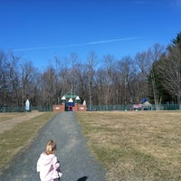 Photo taken at Field of Dreams Playground by Marlyce K. on 3/12/2012