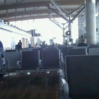 Photo taken at Gate 4 by David H. on 9/13/2011