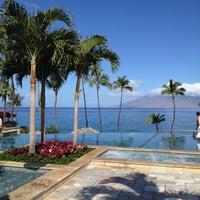 Photo taken at Four Seasons Resort by Tolkyn N. on 2/20/2012