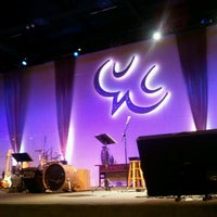 Photo taken at Calvary Chapel by Alicia A. on 3/11/2011