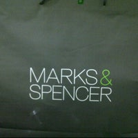Photo taken at Marks & Spencer by dYaZ c. on 10/16/2011