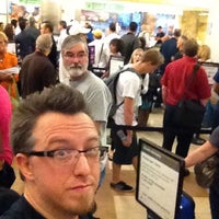 Photo taken at Security Checkpoint by Kevin G. on 5/18/2012