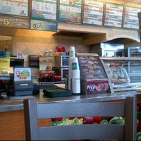 Photo taken at Subway by LA-Kevin on 2/15/2012