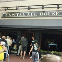 Photo taken at Capital Ale House by William J. on 9/17/2011