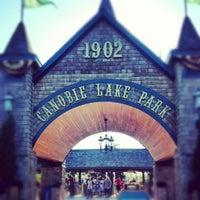 Photo taken at Canobie Lake Park by Billy K. on 7/21/2012