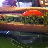 Photo taken at Bocadillo Café by Lori K. on 3/5/2011