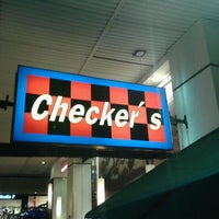 Photo taken at Checker's by Jules O. on 11/2/2011