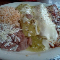 Photo taken at Maria's Mexican Restaurant by Brian S. on 5/9/2012