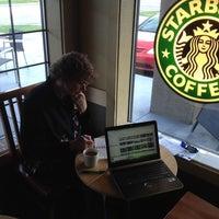 Photo taken at Starbucks by Patrick S. on 4/17/2012