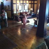 Photo taken at Sacajawea Hotel by Scott B. on 8/23/2012