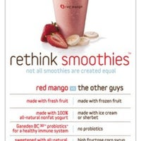 Photo taken at Red Mango by Mike G. on 6/28/2011