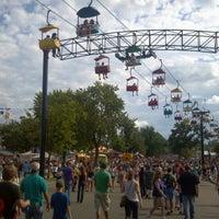 Photo taken at Minnesota State Fairgrounds by Jan K. on 8/30/2011