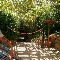Photo taken at Underground Gardens - Baldasare Forestiere by Michael F. on 9/4/2011
