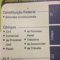 Photo taken at Centro Universitário de Araraquara (UNIARA) by Gi C. on 9/3/2012