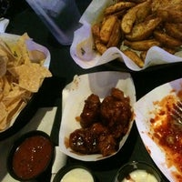 Photo taken at Buffalo Wild Wings by Alex P. on 10/8/2011