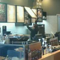 Photo taken at Starbucks by Erik D. on 1/29/2011