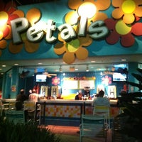Photo taken at Petals Pool Bar by Donna A. on 11/14/2011