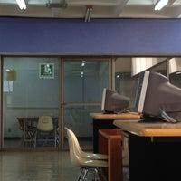 """Photo taken at Biblioteca """"C. P. Alfredo Adam Adam"""" by Luis Manuel G. on 1/30/2012"""