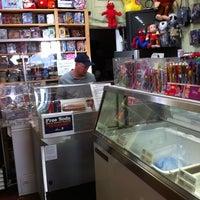 Photo taken at JJ Ice Cream by Matthew D. G. on 1/12/2011