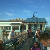Photo taken at Miller's Waterfront Restaurant by Lance L. on 8/19/2011