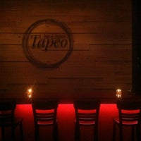 Photo taken at Tapeo by Mary V. on 5/7/2012