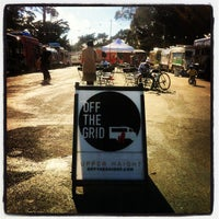 Photo taken at Off the Grid: Upper Haight by Off the Grid on 4/19/2012