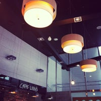 Photo taken at Yonsei University Cafe Tresbien by fever_whale H. on 8/2/2012