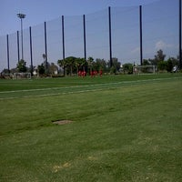 Photo taken at Ontario Soccer Complex by Briana L. on 9/24/2011