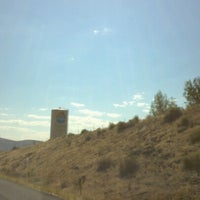 Photo taken at Prosser Water Tower by Yancey F. on 9/8/2012