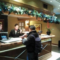 Photo taken at Edinburgh Marriott Hotel by Pongsak S. on 12/28/2011