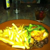 Photo taken at Charro Restaurante by Sean C. on 11/5/2011